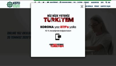 What Avrupa.edu.tr website looked like in 2020 (1 year ago)