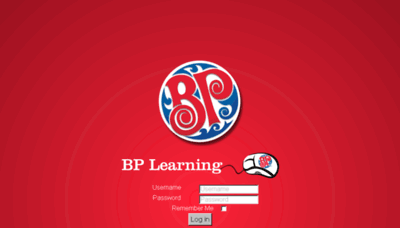 What Bplearning.ca website looked like in 2016 (5 years ago)