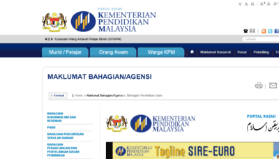What Bpi.edu.my website looked like in 2016 (5 years ago)