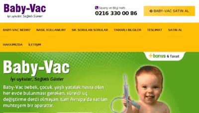 What Bebevak.com.tr website looked like in 2017 (4 years ago)