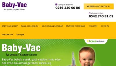 What Bebevak.com.tr website looked like in 2018 (3 years ago)