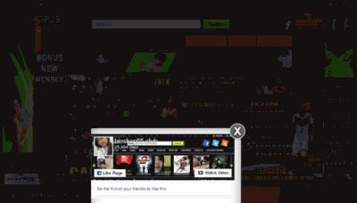 What Bioskop55.online website looked like in 2018 (2 years ago)