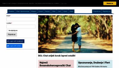 Hrvatski chat za upoznavanje