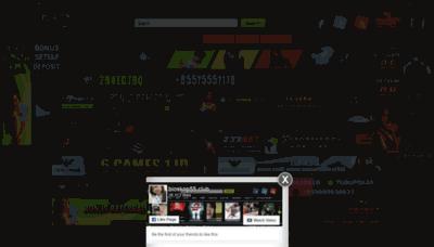 What Bioskop55.online website looked like in 2019 (1 year ago)