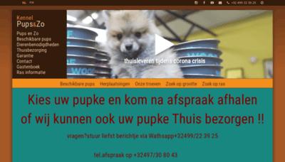 What Bolkshof.be website looked like in 2020 (1 year ago)