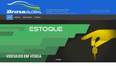 What Brasilcarbatidos.com.br website looks like in 2021