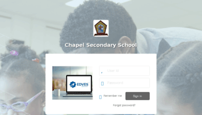 What Chapelsec.edves.net website looked like in 2018 (2 years ago)