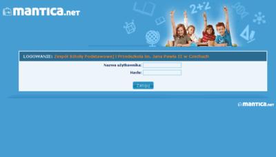 What Czechy.mantica.net website looked like in 2018 (3 years ago)