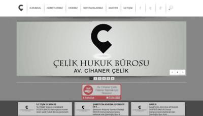 What Cihanercelik.com.tr website looked like in 2019 (2 years ago)