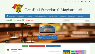 What Csm1909.ro website looked like in 2019 (2 years ago)