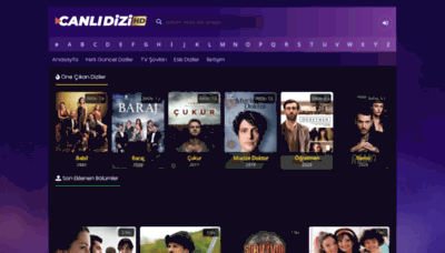 What Canlidizihd6.net website looked like in 2020 (1 year ago)