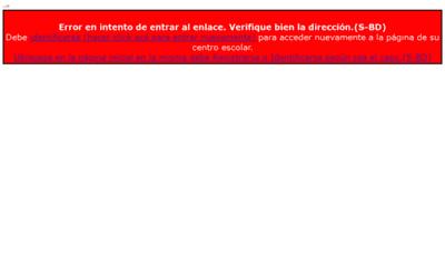 What Colegiomariaauxiliadoraaltamira.com.ve website looked like in 2020 (This year)