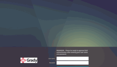 What Citrixnet.gmh.edu website looked like in 2020 (1 year ago)
