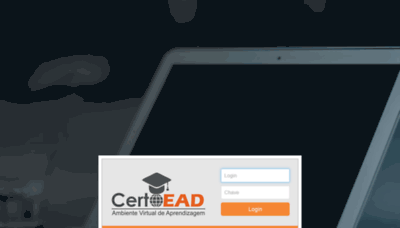 What Certoead.com.br website looked like in 2020 (This year)