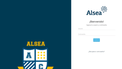 What Capacitacion.alsea.net website looked like in 2020 (This year)