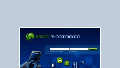 What C-movil.com.ec website looks like in 2021