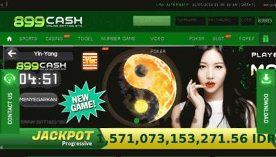 What Dewahoki.net website looked like in 2018 (3 years ago)