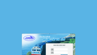 What Dhsx.saigonrailway.vn website looked like in 2018 (3 years ago)