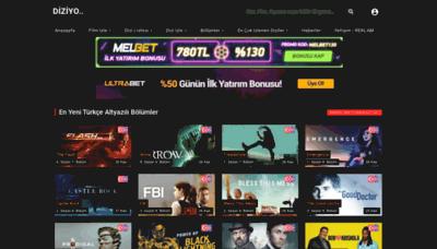 What Diziyo8.net website looked like in 2019 (1 year ago)