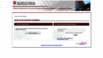 What Dirip.laboris.net website looked like in 2020 (1 year ago)