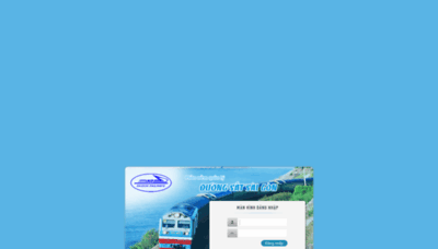 What Dhsx.saigonrailway.vn website looked like in 2020 (1 year ago)