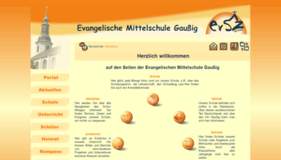 What Emsg.de website looked like in 2020 (This year)