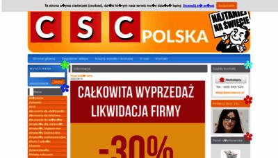 What Eoceanus.pl website looked like in 2020 (This year)