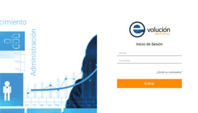 What Eventamovil.mx website looks like in 2021
