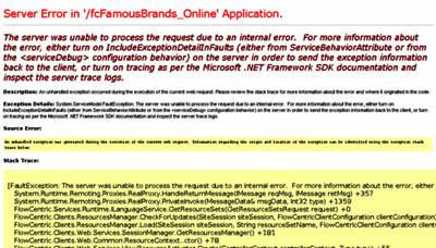 What Fborders.co.za website looked like in 2018 (2 years ago)