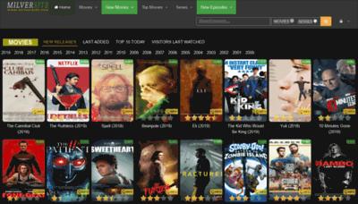 What Filmovizija.fun website looked like in 2019 (1 year ago)