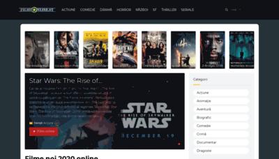 What Filmeonline2016.biz website looked like in 2020 (1 year ago)