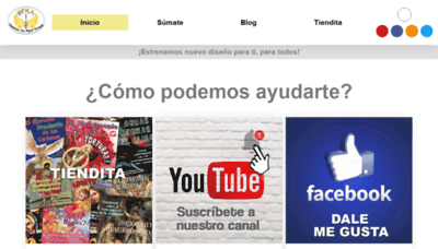 What Fundacionsma.org website looked like in 2020 (1 year ago)
