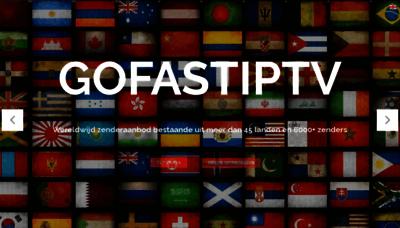 What Gofastiptv.eu website looked like in 2019 (2 years ago)