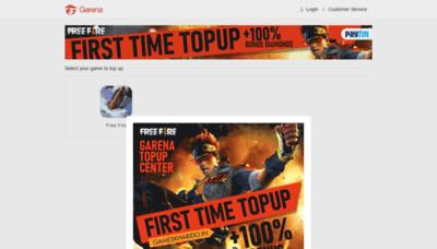 What Gameskharido.in website looks like in 2021