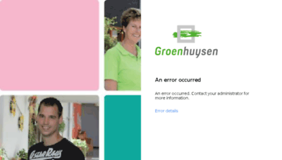 What Huysnet.groenhuysen.nl website looked like in 2018 (3 years ago)