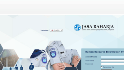 What Hris.jasaraharja.co.id website looked like in 2018 (3 years ago)