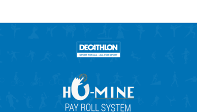 What Humine.decathlon.in website looked like in 2018 (3 years ago)