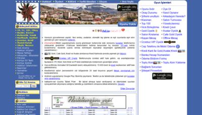 What Hakkarim.net website looked like in 2019 (2 years ago)