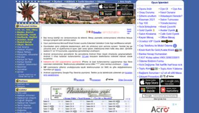 What Hakkarim.net website looks like in 2021