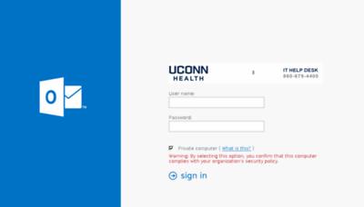 What Itowa.uchc.edu website looked like in 2018 (2 years ago)
