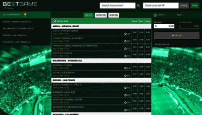 What Itabuna.bestgame.us website looked like in 2020 (1 year ago)