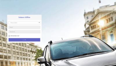 What Ioffice.motorimage.net website looks like in 2021