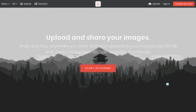 What Iili.io website looks like in 2021