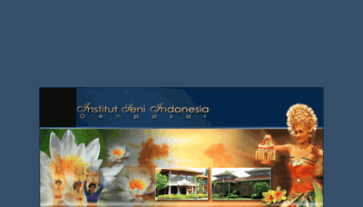 What Jista.isi-dps.ac.id website looked like in 2017 (4 years ago)
