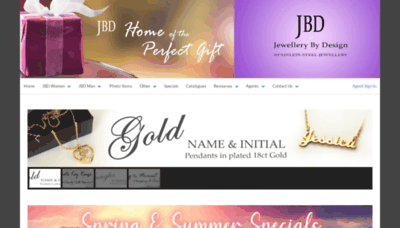 What Jbdshop.co.za website looked like in 2020 (1 year ago)