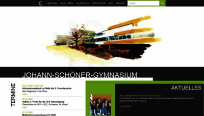 What Jsg-karlstadt.de website looked like in 2020 (1 year ago)