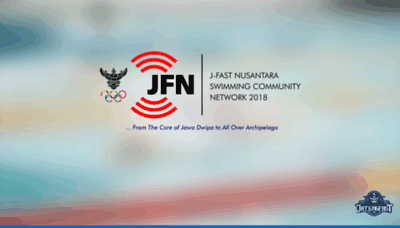 What Jatengfast.net website looked like in 2020 (This year)