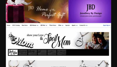 What Jbdshop.co.za website looks like in 2021