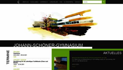 What Jsg-karlstadt.de website looks like in 2021