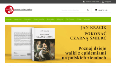 What Klubpdp.pl website looked like in 2020 (1 year ago)